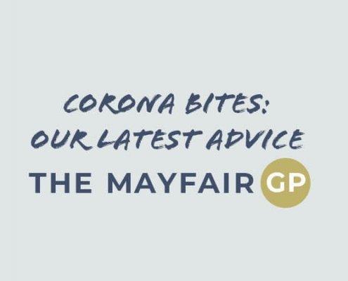 Coronavirus Guidance London GP