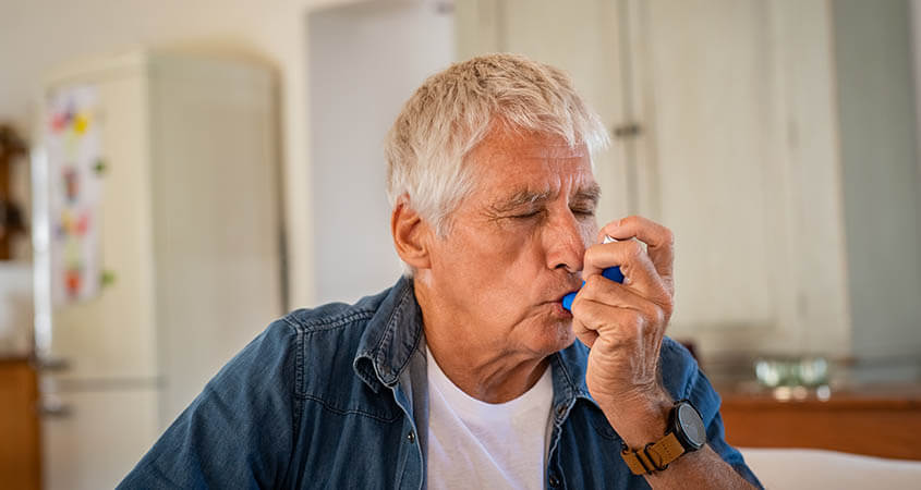 asthma and coronavirus