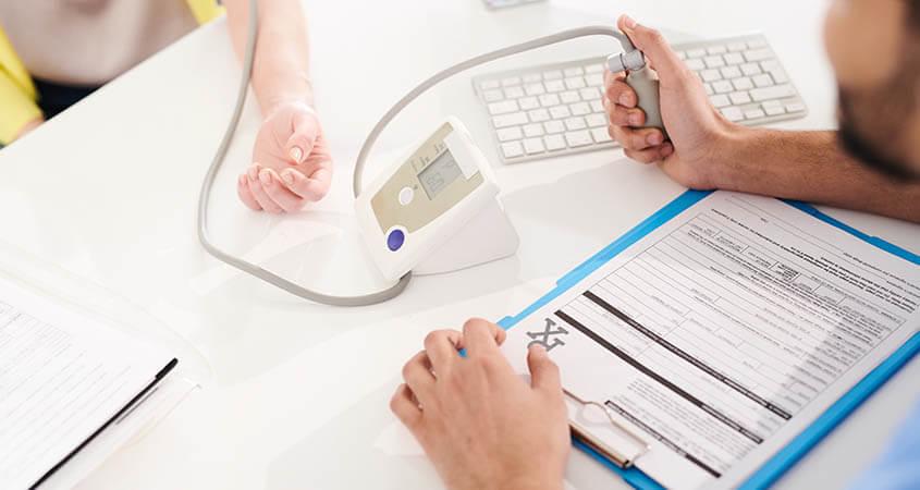 high blood pressure and coronavirus